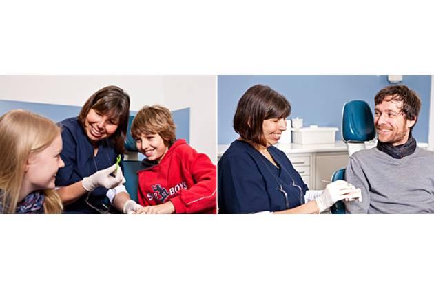 Zahnarzt Buchbinder aus Hannover