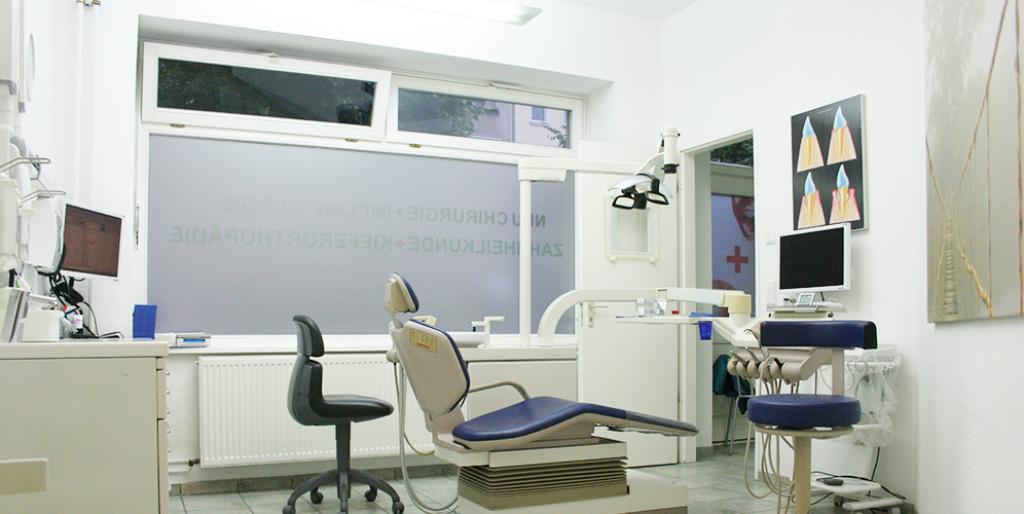 Zahnarztpraxis Dr. Phillipp Riefenstahl in Berlin