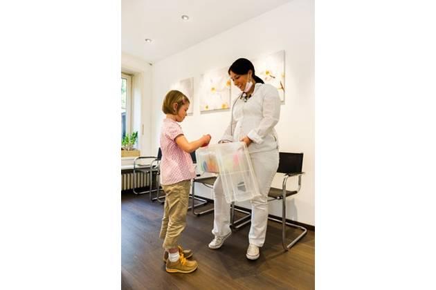 Zahnarztpraxis Petra Marx in Hannover - Kinder