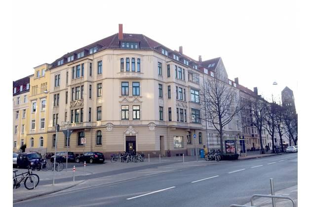 Zahnarztpraxis Dr. Martin Jütte in Hannover - Praxisgebäude