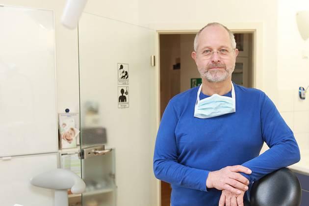 Zahnarztpraxis Ulrich Teichmann in Ginsheim-Gustavsburg