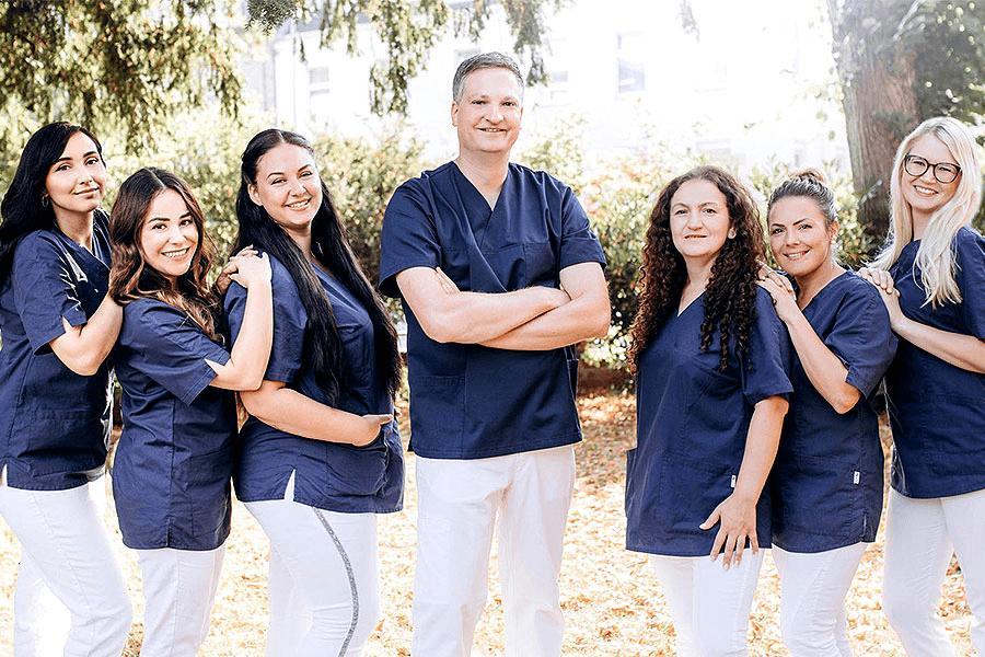 Zahnarztpraxis Tim Olivier in Herne