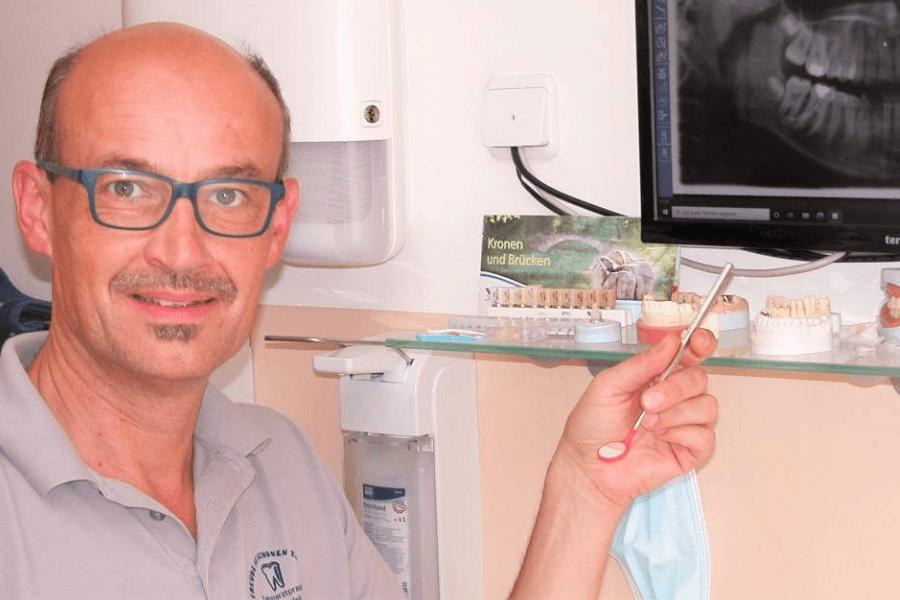 Zahnarztpraxis Markus Mickoleit in Wachenroth