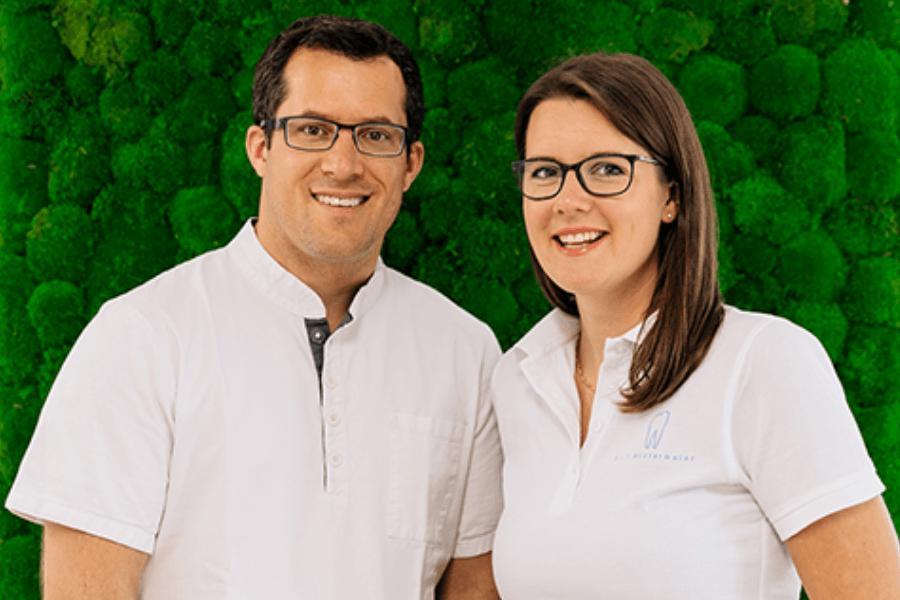 Zahnarztpraxis Dr. Herr Alan Hintermeier und Dr. Isabelle Hintermeier