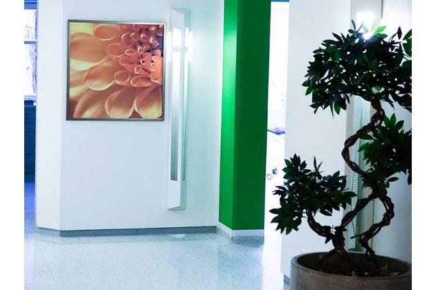 Zahnarztpraxis Karnesi in Radolfzell - Praxis