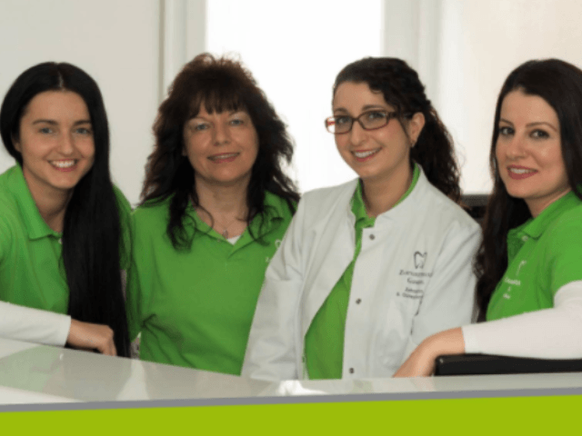 Zahnarztpraxis Güney-Durmaz in Stuttgart-Professionelle Zahnreinigung