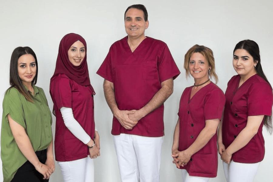 Zahnarztpraxis Dr. Said Abu-Aishah aus Remscheid