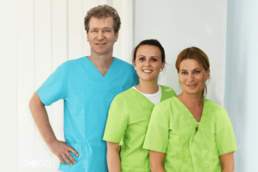 Zahnarztpraxis Haedenkamp in Rödermark