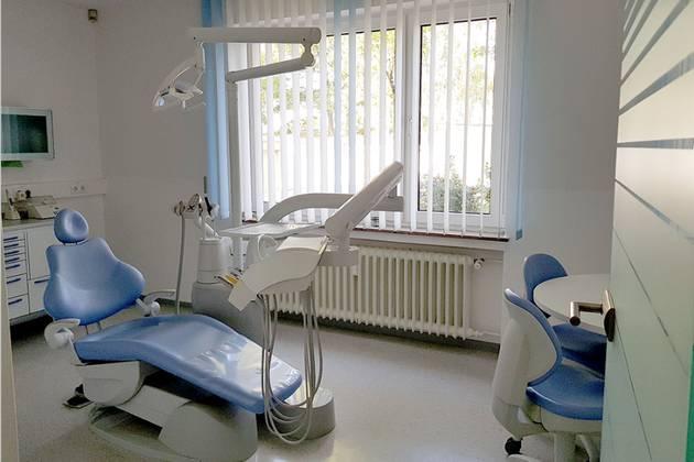 Zahnarztpraxis Olga Kroeker in Troisdorf