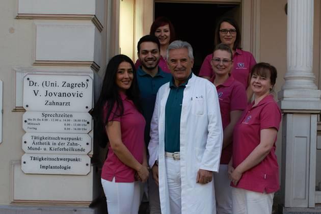 Zahnarztpraxis Dr. Jovanovic in Herne