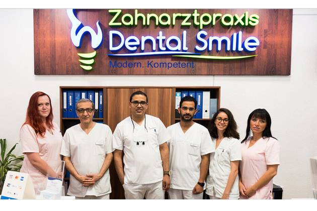 Zahnarztpraxis Dental Smile in Berlin