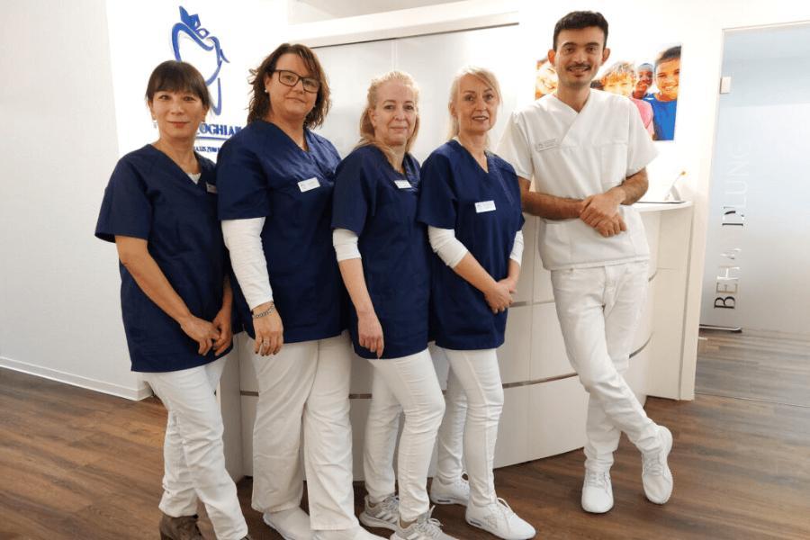 Zahnarztpraxis Dr. Zoghian in Siegburg