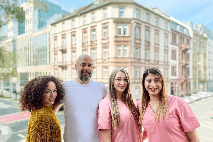 Zahnarztpraxis Andrej Kovac in Frankfurt