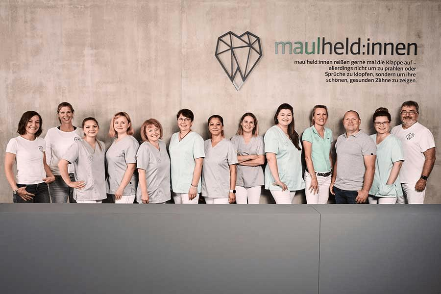DentNet Zahnarztpraxis Maulheldinnen in Nürnberg