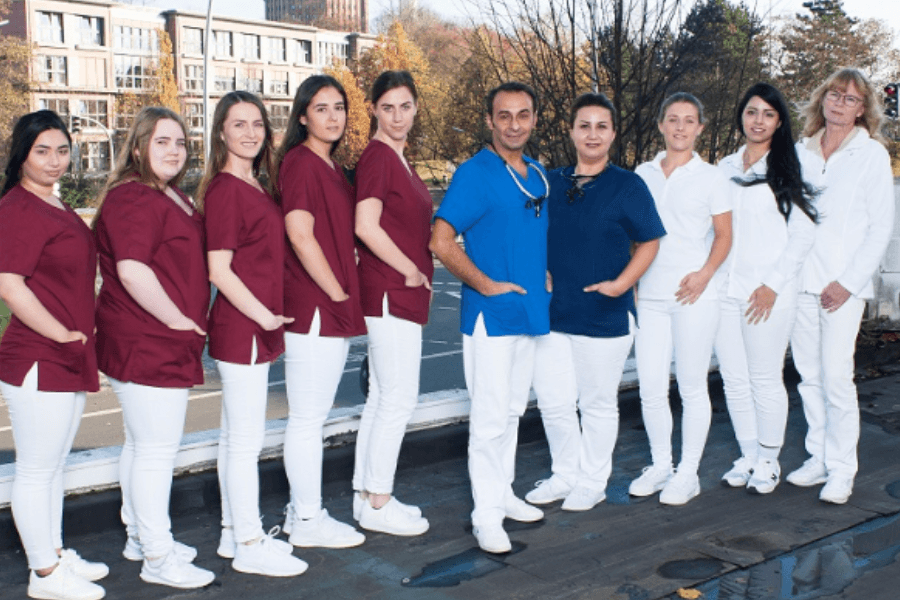 Zahnarztpraxis Omid Salehi aus Hamburg