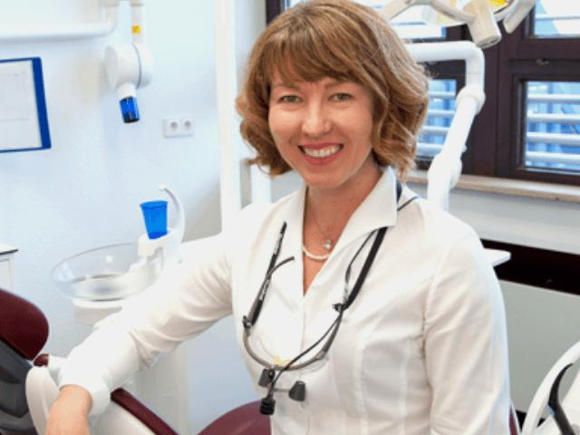 Zahnarztpraxis Dr. Natalia Olschanski aus Sindelfingen - Beratung