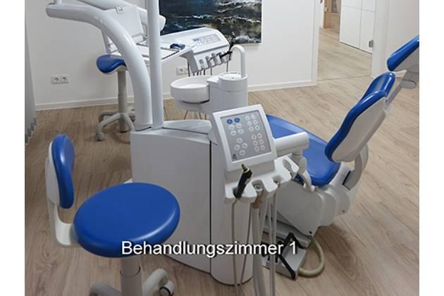 Zahnarzt Bernd Schleper aus Hannover - Behandlungszimmer 1
