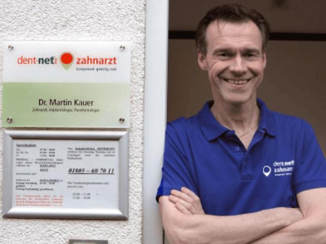 Zahnarztpraxis Dr. Martin Kauer aus Buseck-Zahnarzt