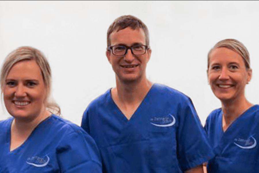 Zahnarzt HerrmannHrDrTorgeHerrmannMSc aus Aschaffenburg
