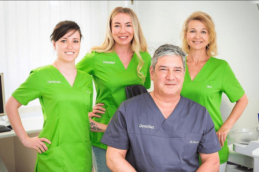 Zahnarztpraxis Ali Herovi aus Hochheim