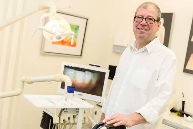 Zahnarzt Peter Rupp aus Giessen