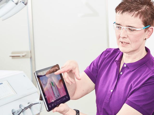 Zahnarzt Lange aus NeuhausenobEck-Beratung
