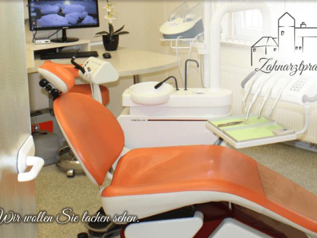 Zahnarztpraxis Frau Dipl.-Stom. Iris Wagler-Behandlung