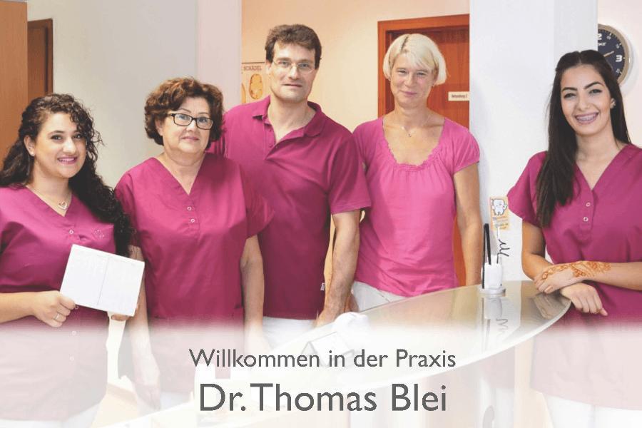 Zahnarztpraxis Dr. Thomas Blei aus Frankfurt am Main
