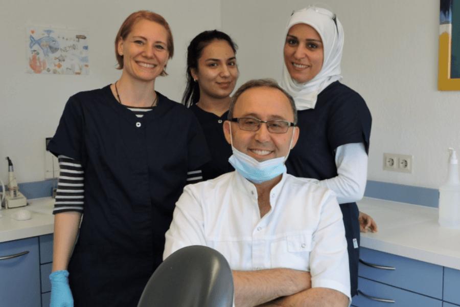 Zahnarzt Bilal Quaas aus Mutterstadt