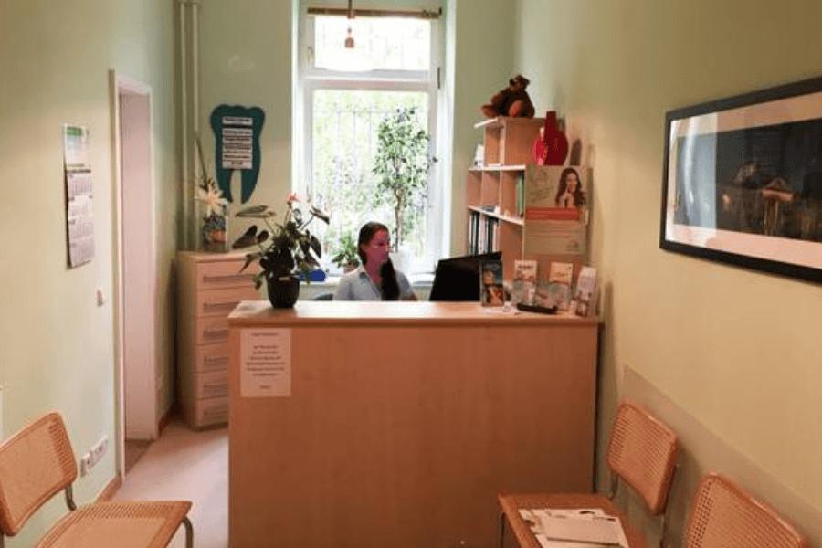 Zahnarztpraxis Frau Annette Lindstedt, Berlin