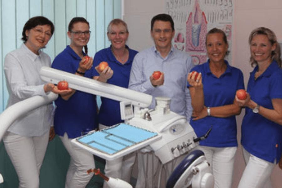 Zahnarztpraxis Klaus und Augusta Sterns in Dortmund