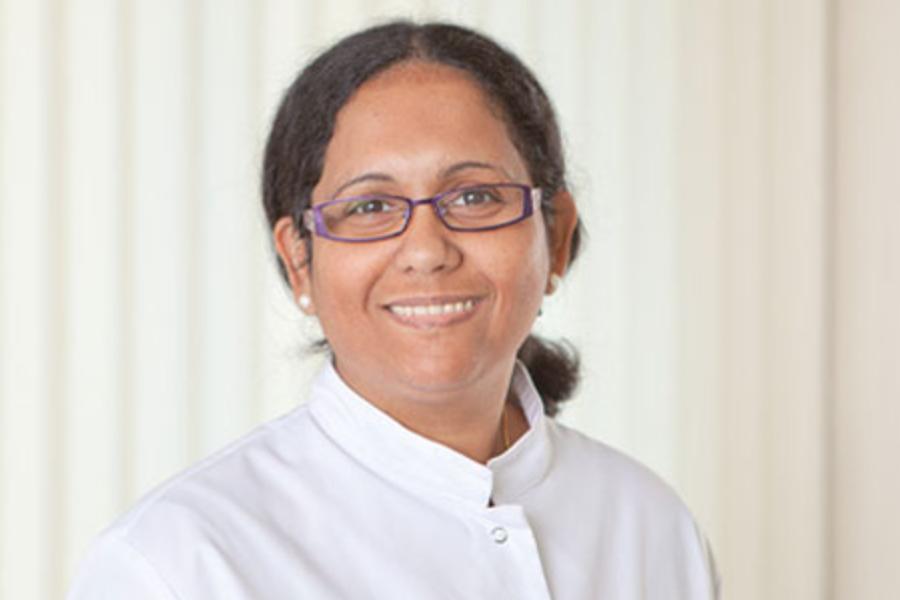 Zahnarztpraxis Frau Pushpam Sreekumar in Berlin